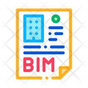 Building Report Icon