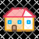 Building Roof Type Icon