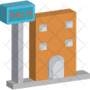 House Accord Mortgage Property Agreement Icon