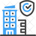 Security Protection Buildings Icon