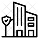 Building Security Icon