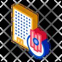 Control Lever Demolition Icon