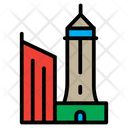 Buildings Building City Icon