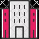 Buildings Hotel Apartment Icon