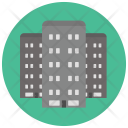 Buildings Office Icon