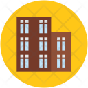 Buildings Apartments Residential Icon