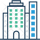 Hotel Building City Icon