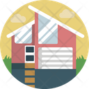 Houses Building Buildings Icon