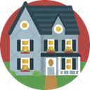 Houses Buildings Property Icon