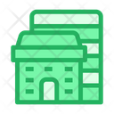 Hotel House Government Icon
