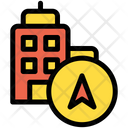 Buildings Navigation Icon