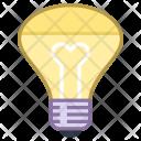 Reflector Bulb Icon