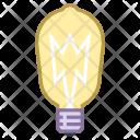 Bulb Illumination Icon