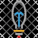 Bulb Incandescent Lamp Icon