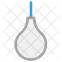 Bulb Light Hanging Icon