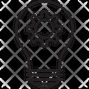 Bulb Light Bulb Light Icon