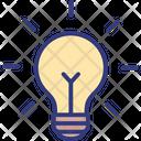Bulb Electric Bulb Idea Icon