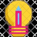 Bulb Idea Creativity Icon