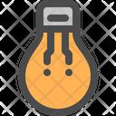 Bulb Lamp Light Icon
