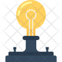 Bulb Idea Lamp Icon