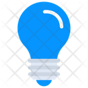 Bulb Light Luminous Light Icon