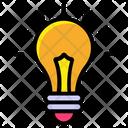 Bulb Creative Innovative Icon