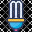 Bulb Energy Saving Icon