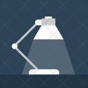 Bulb Desk Lamp Icon