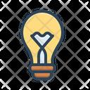 Bulb Efficiency Light Icon