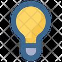 Bulb Camera Tungsten Icon