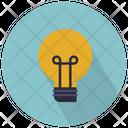 Filament Bulb Icon