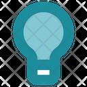 Interface Bulb Creativity Icon