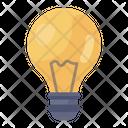 Bulb Light Electric Bulb Icon