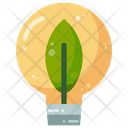 Bulb Eco Light Bulb Icon