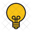 Bulb Ecology Energy Icon