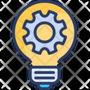 Bulb Electricity Electronics Icon