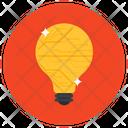 Bulb Electronic Bulb Led Light Icon