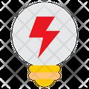 Bulb Power Light Icon