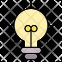 Bulb Electricity Idea Icon