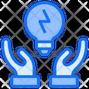 Bulb Light Flash Icon