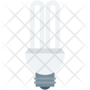 Bulb Eco Lightbulb Icon