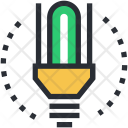 Bulb Eco Lightbulb Icon