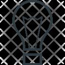 Bulb Light Electric Icon