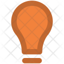 Bulb Lightbulb Luminaire Icon