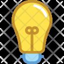 Bulb Electric Illumination Icon
