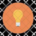 Bulb Electricbulb Idea Icon