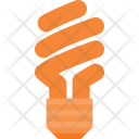 Bulb Light Ecology Icon