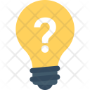 Bulb Light Thinking Icon