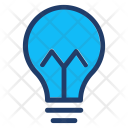 Bulb Light Bright Icon