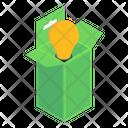 Bulb Box Icon